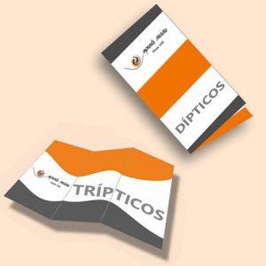 Dípticos - Trípticos
