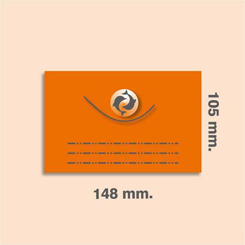 Adhesivos DIN A6 148 x 105 mm