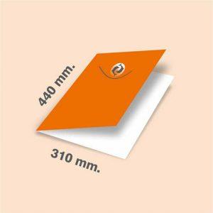 Carpeta 440 x 310 mm