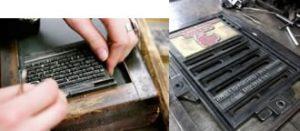 Historia impresión tipográfica